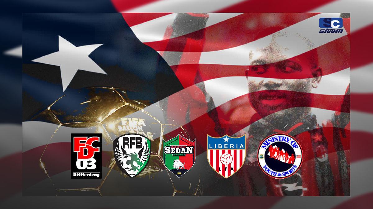 Développement du foot au Liberia