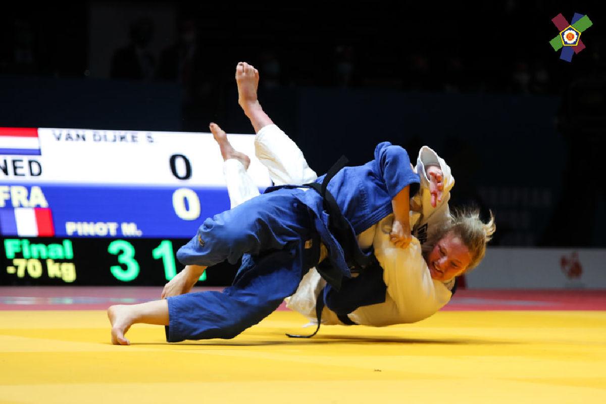 European Judo Championships Prague 2020 - 19-21.11.2020