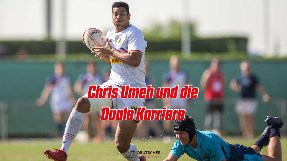 Chris Umeh und die Duale Karriere