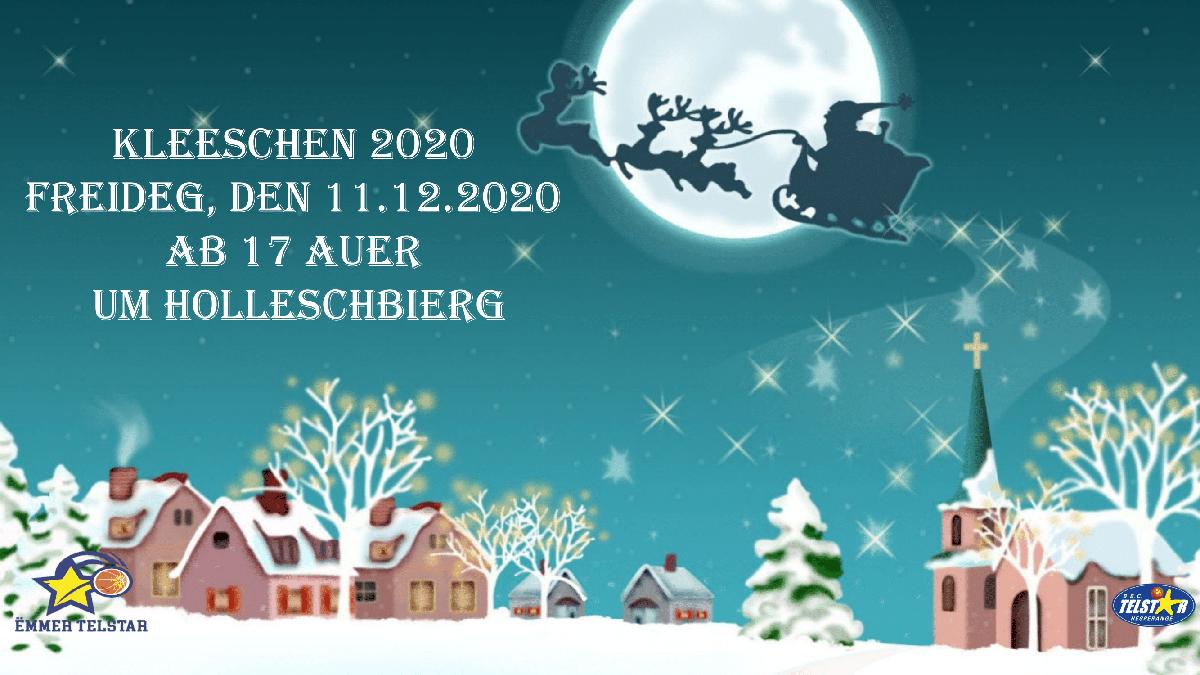 Kleeschen Drive-In 2020