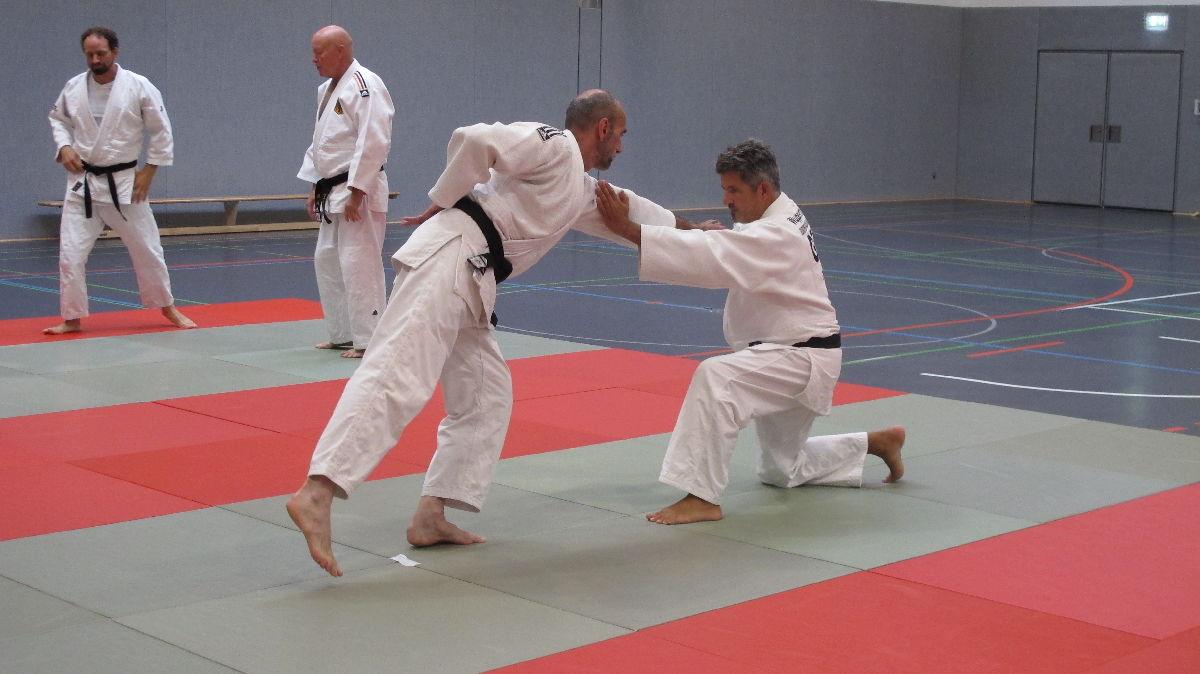 Interreg Judo Kata Symposium Bitburg - 02-03.10.2021