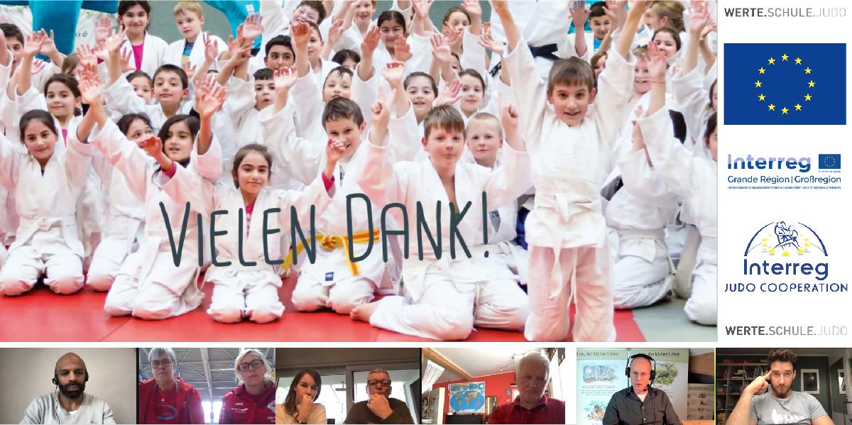 Interreg Judo Online Symposium « Werte.Schule.Judo » - 12.12.2020