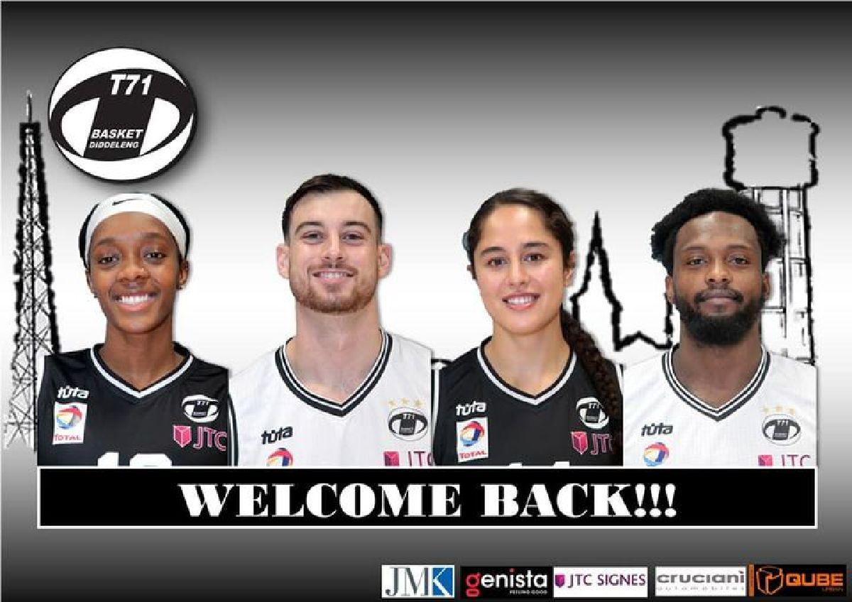 Shay, Pele, Jimond & Steve will be back!