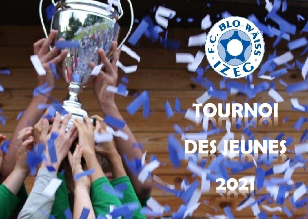 TOURNOI DES JEUNES 2021: MIR SINN COMPLET!
