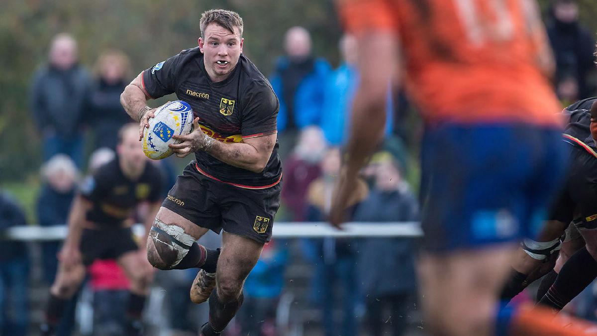 "Nicolas Rinklin neuester ""Rugby-Profi"" im DRV"