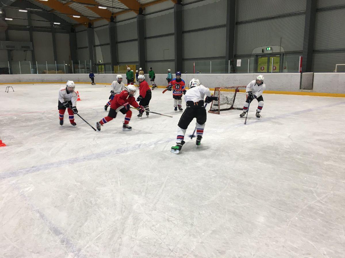 Huskies cancel Carnival hockey camp, plan for Easter/Les Huskies annulent le camp de carnaval et planifient Pâques
