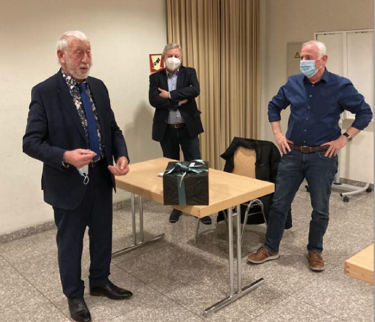 FC Mamer 32 asbl: in Zukunft ohne Präsident Guy DAUPHIN und Richard TAILGER