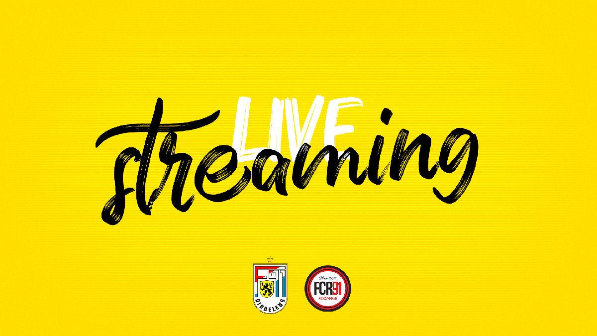 Live streaming F91 Diddeleng - FC Rodange
