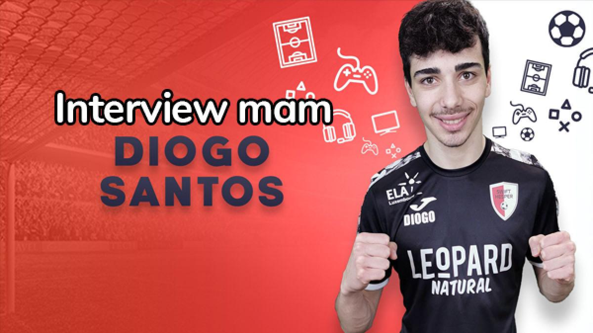 Interview mam Diogo Santos