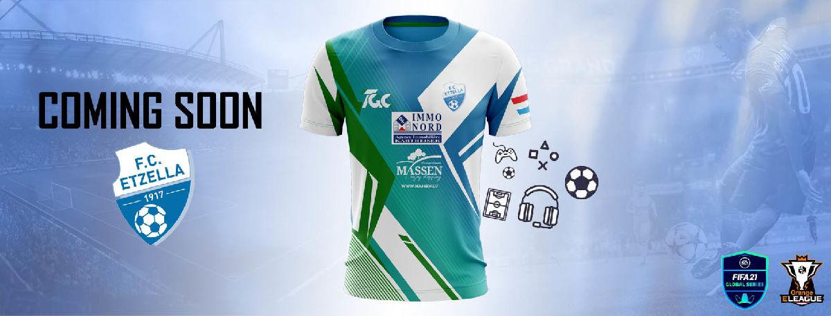 #NEWS   FC ETZELLA AN DER ORANGE E-LEAGUE