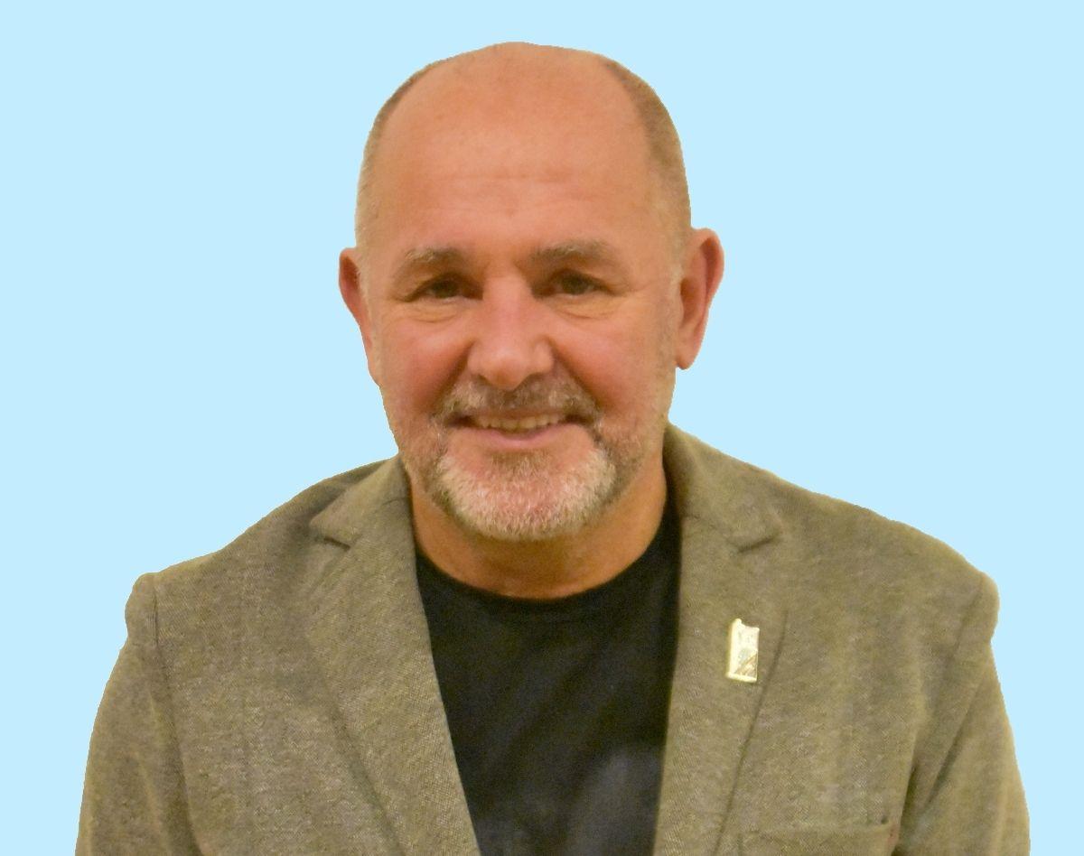 ALAIN LÉEN - nouveau président du FC MAMER 32
