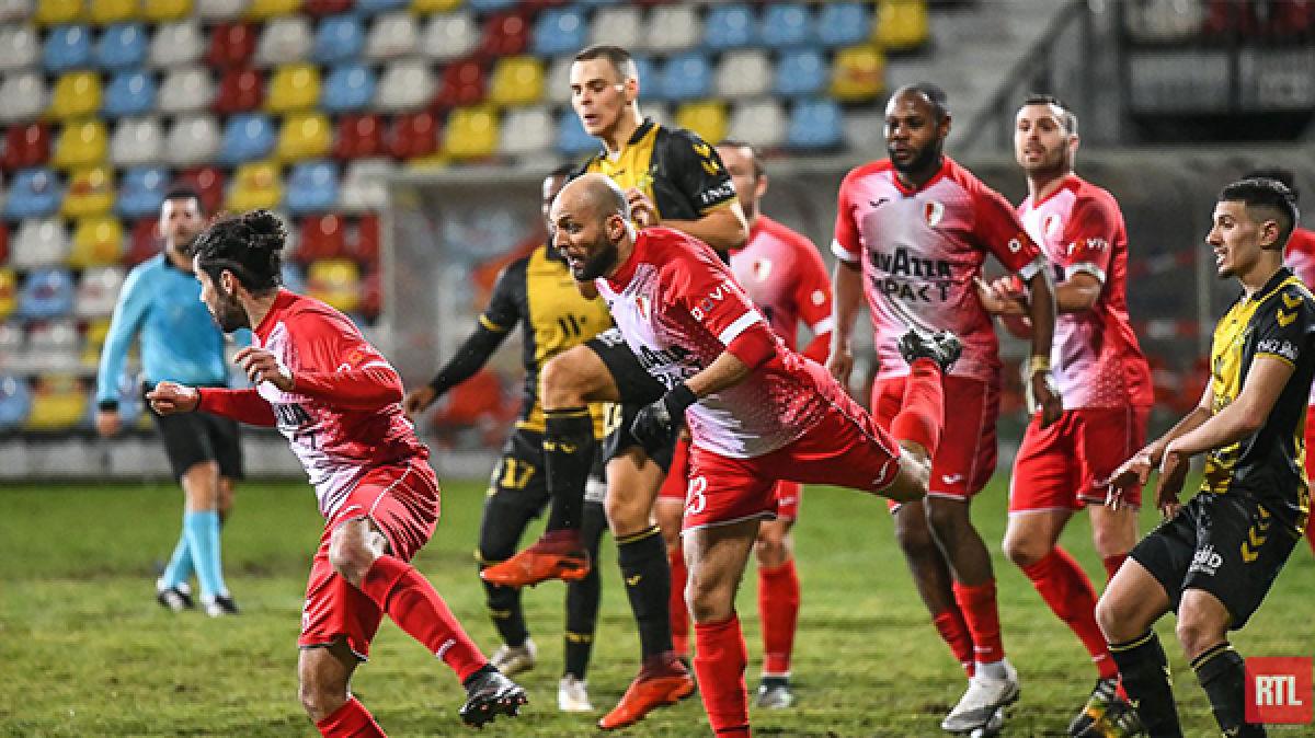 FC Progres Nidderkuer 2:5 FC Swift Hesper