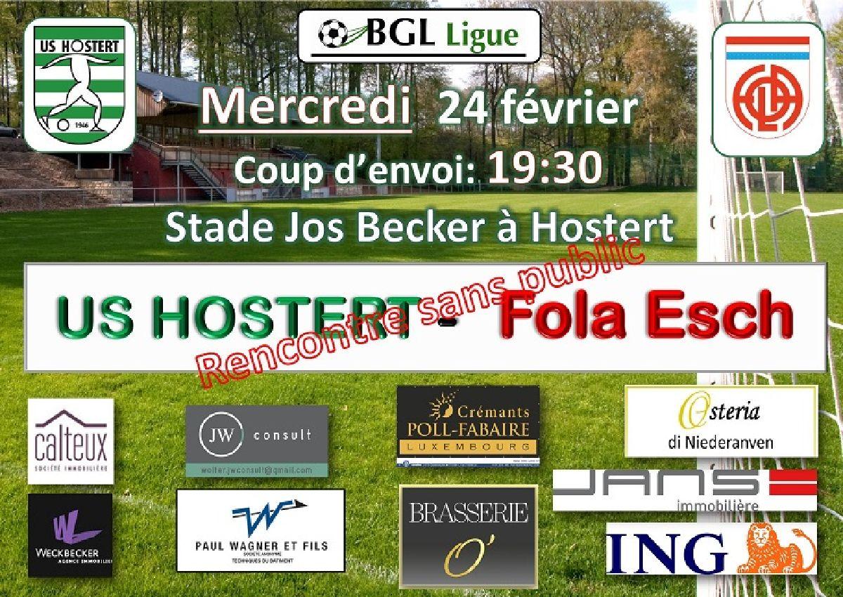 13. Spilldaag an der BGL-Ligue dese Mëttwoch.