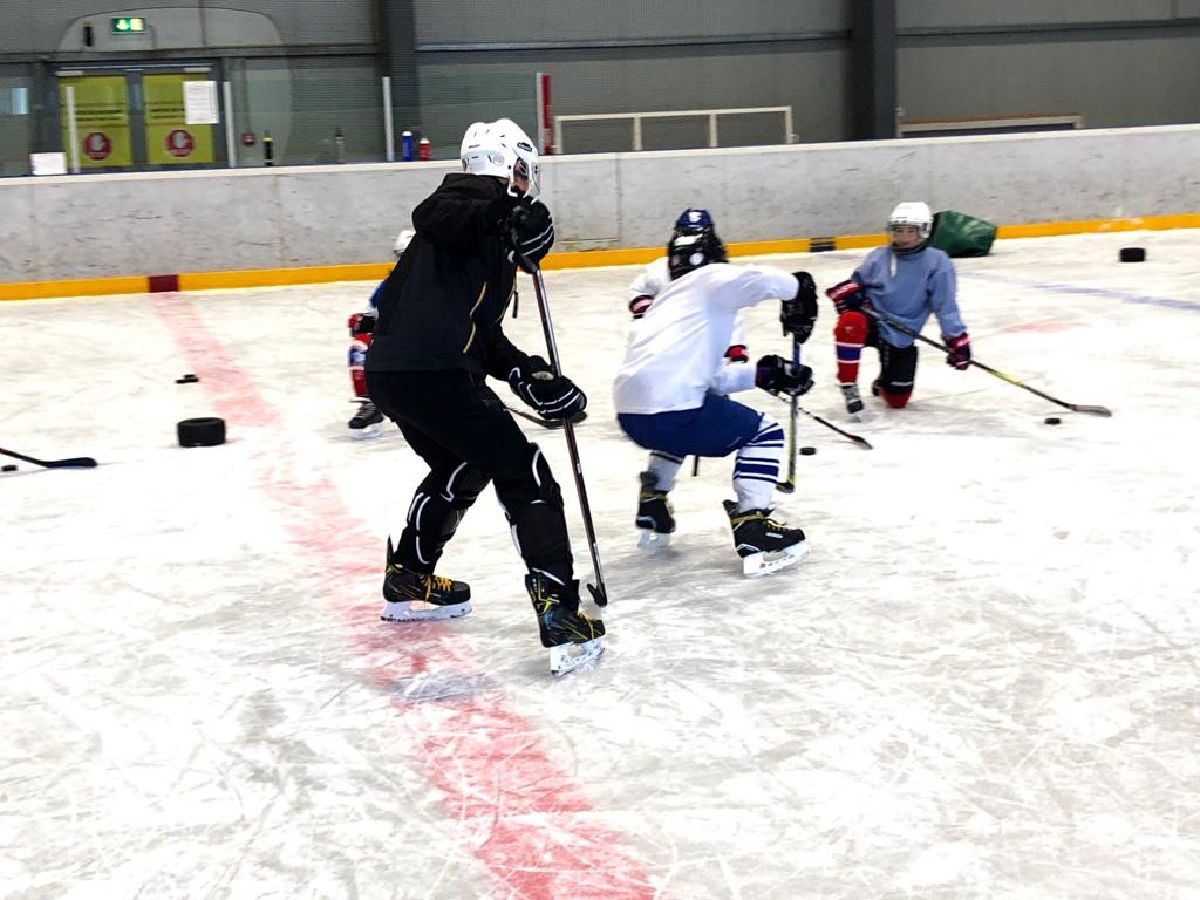Easter holiday skills-building clinics