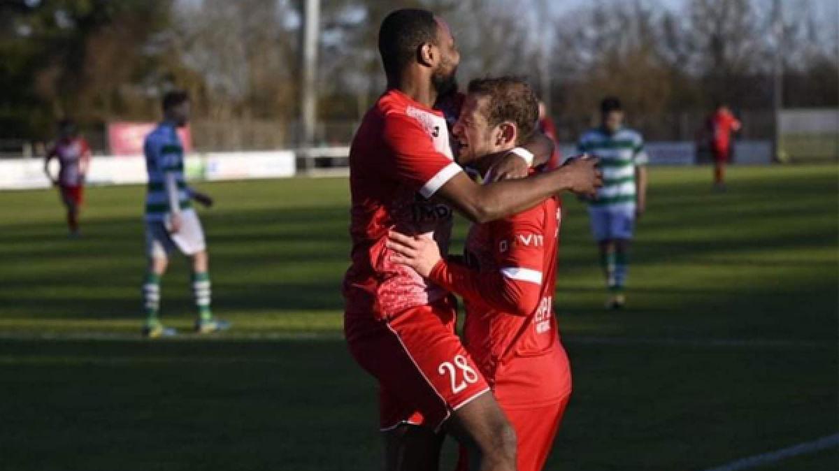 FC Swift Hesper 2:0 US Hueschtert