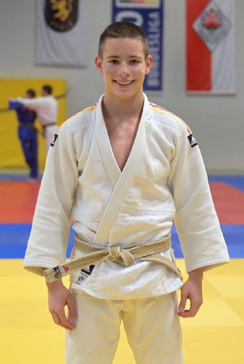 Samuel Mendel : Berufung in den U18-Nationalkader