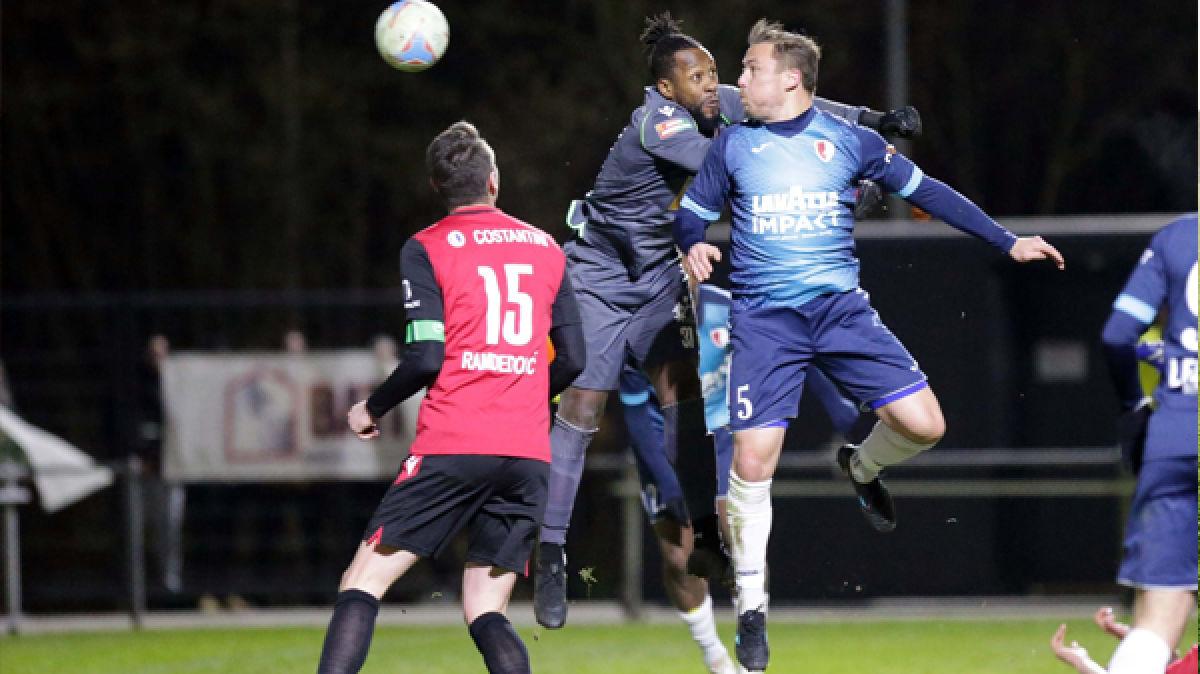 FC Rodange 91 1:2 FC Swift Hesper