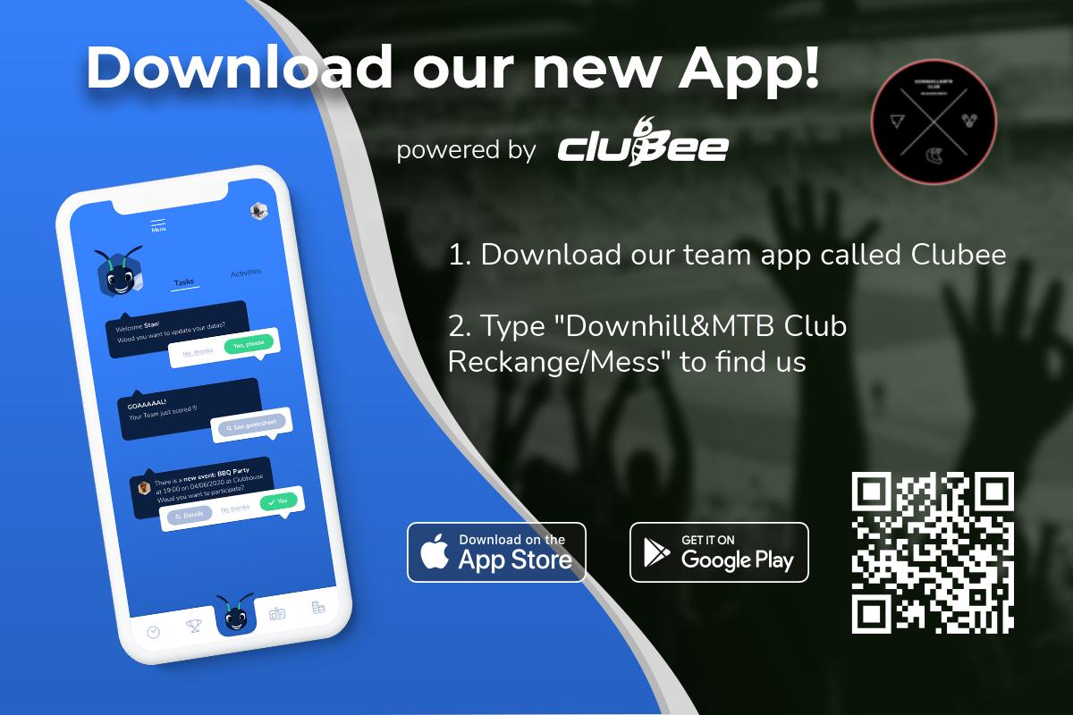 Downhillreckange App!