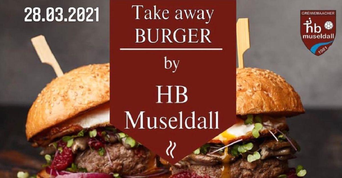 Burger Take Away III 28.03.2021