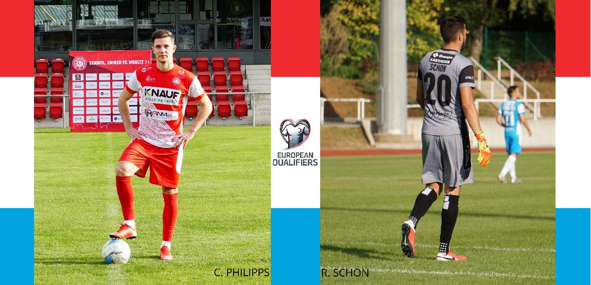 Wir wünschen Chris Philipps und Ralph Schon alles Gute bei der FLF