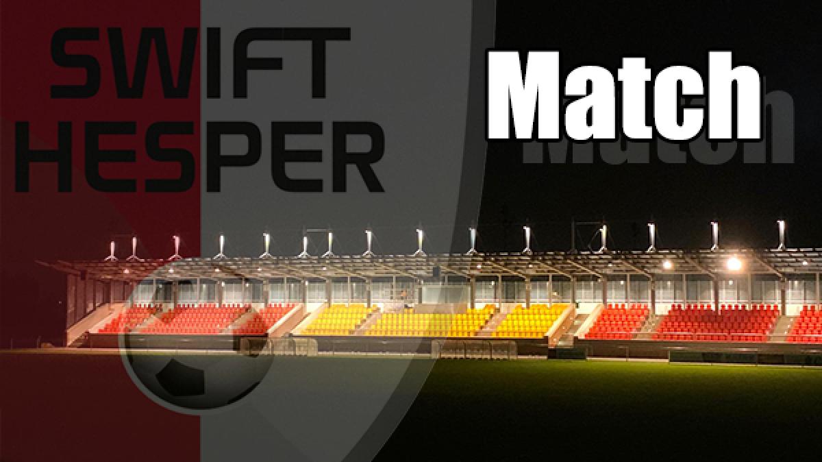 Racing FC Union Lëtzebuerg 0:2 FC Swift Hesper
