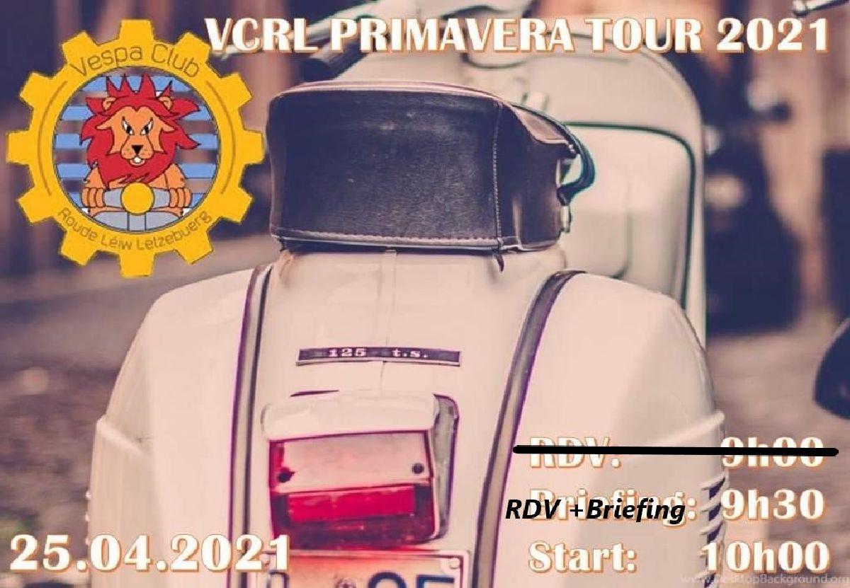 Primavera Tour 2021
