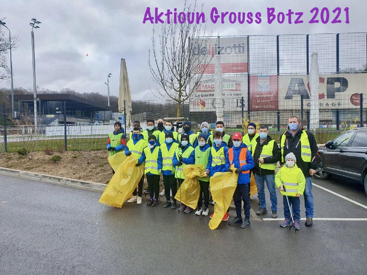 Aktioun Grouss Botz 2021
