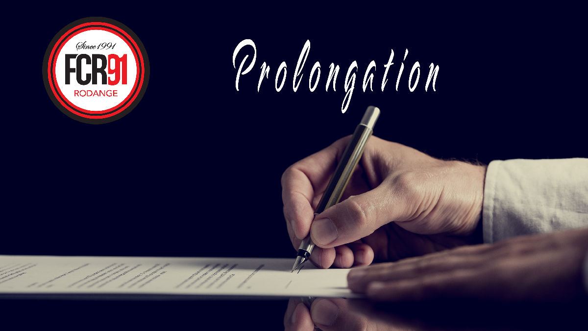 Prolongation de contrat