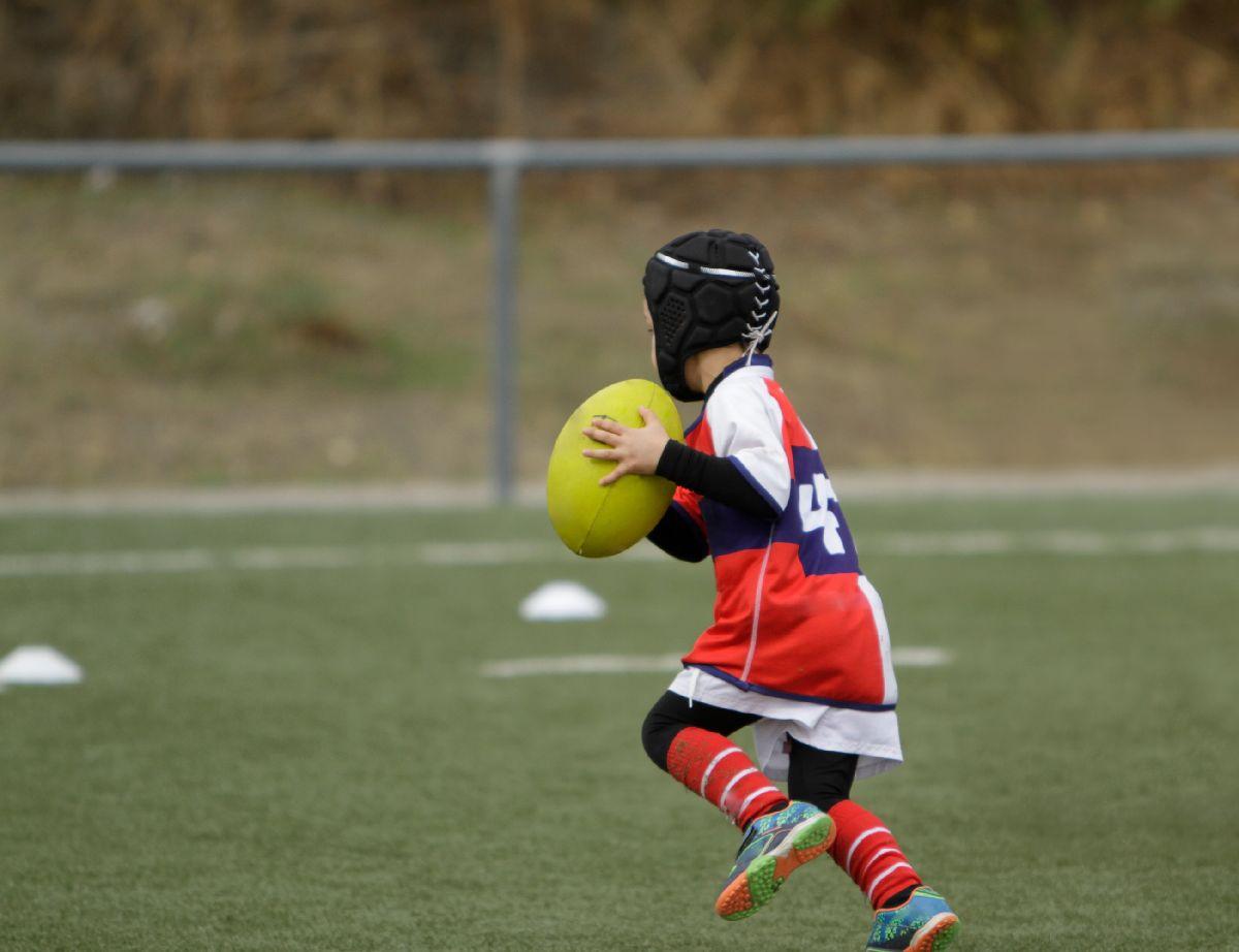 Rugby-Projet fir Kanner