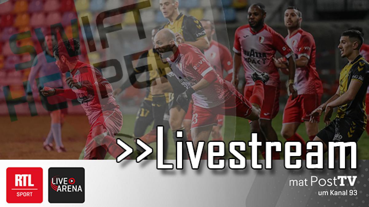 Livestream: F91 Diddeleng - FC Swift Hesper
