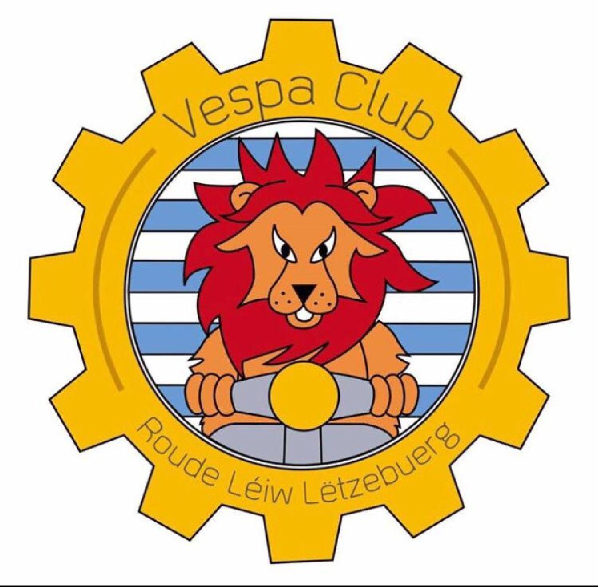 Nei Website vum Vespa Club Roude Léiw Lëtzebuerg
