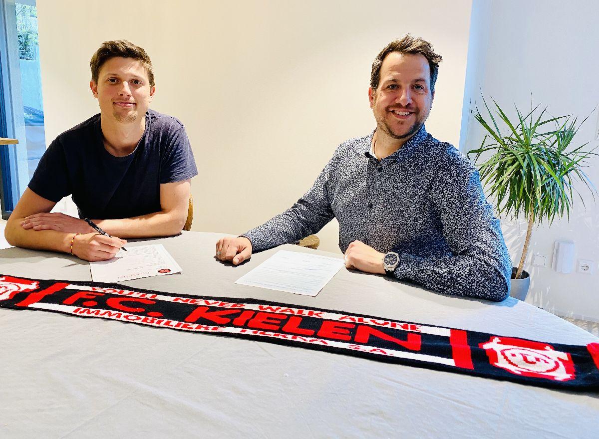 Kontinuität beim FC Kielen