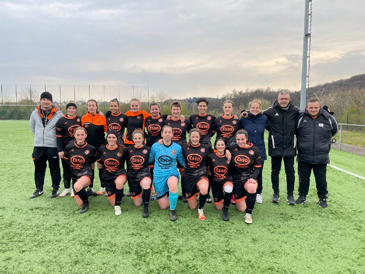 Damen: FC Jeunesse Jonglënster-AS Wëntger 5-2