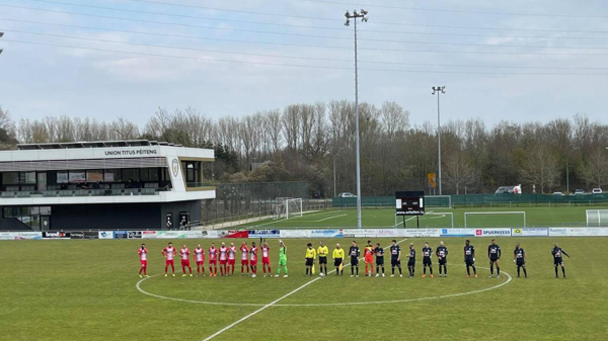 Unioun Titus Péiteng 0:1 FC Swift Hesper