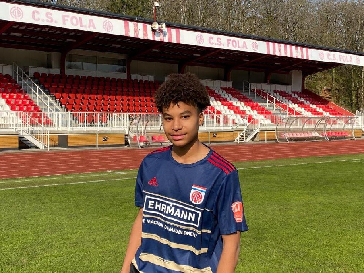 Clayton Irigoyen-Goni a signé un contrat de 3 ans au centre de formation du 1 FC Nuremberg