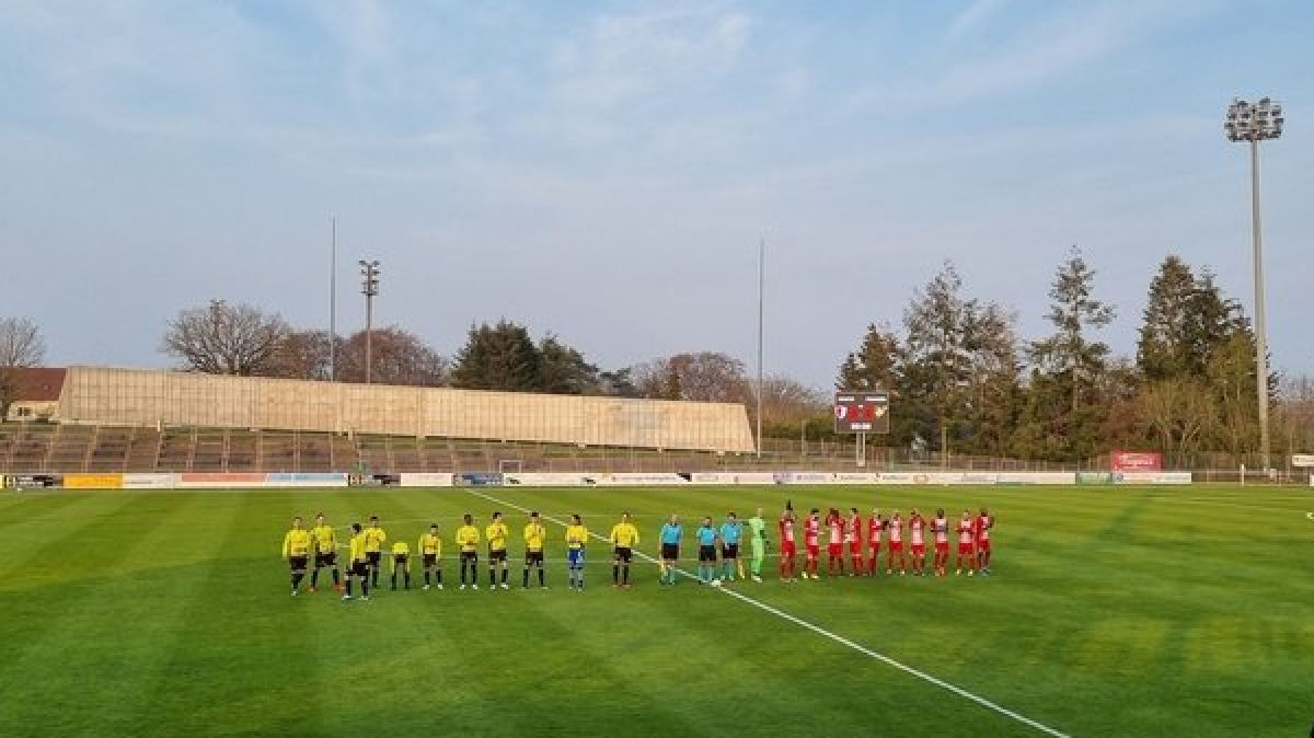 FC Swift Hesper 1:1 FC Progrès Nidderkuer