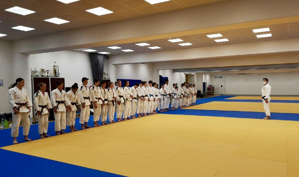 U17 Interreg Judo Team Competition - Luxembourg 24.04.2021