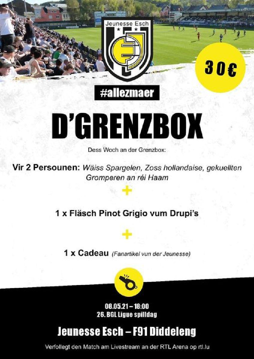 GRENZBOX GEINT DEN F91