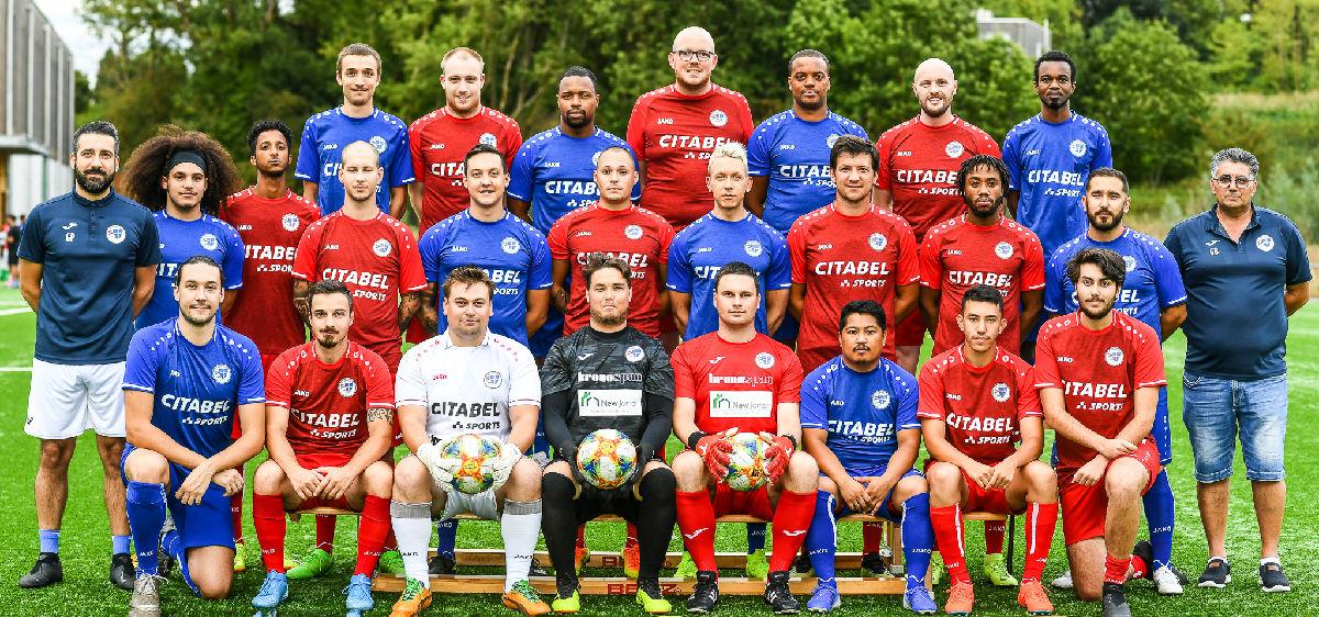 Ons Seniors B siicht fir di nei Saison 2021/2022 e motivéierten a engagéierten Trainer.