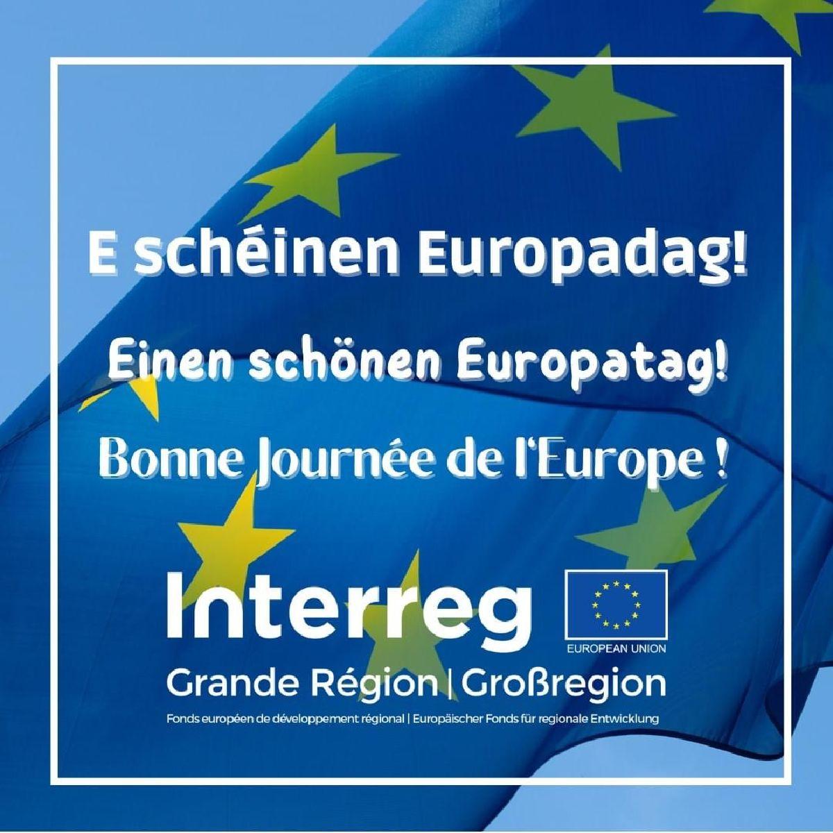Happy Europe Day - 09.05.2021