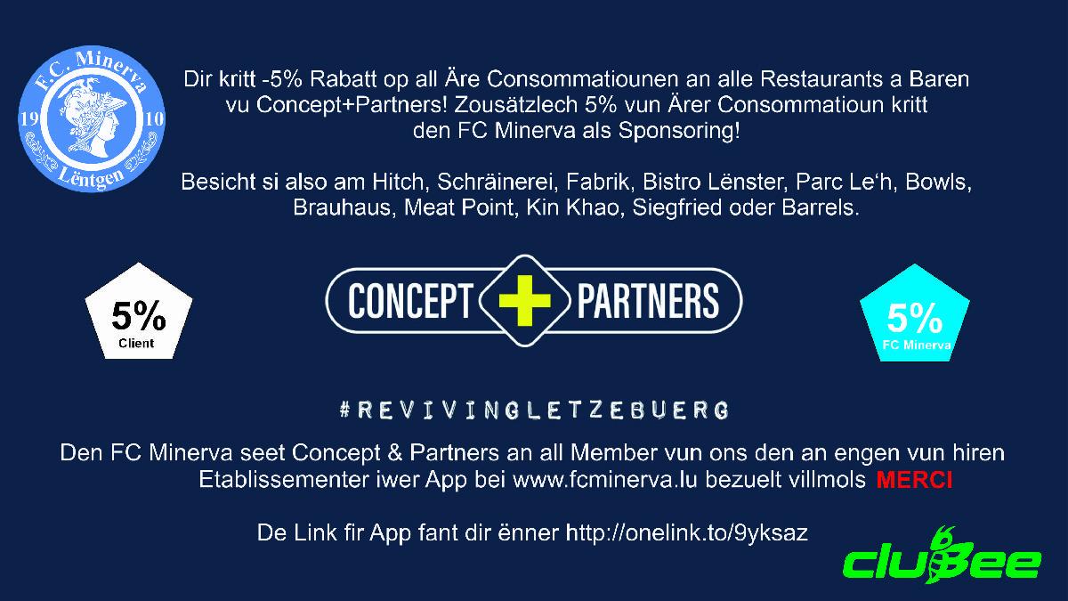 FC Minerva Lëntgen & Concept & Partners