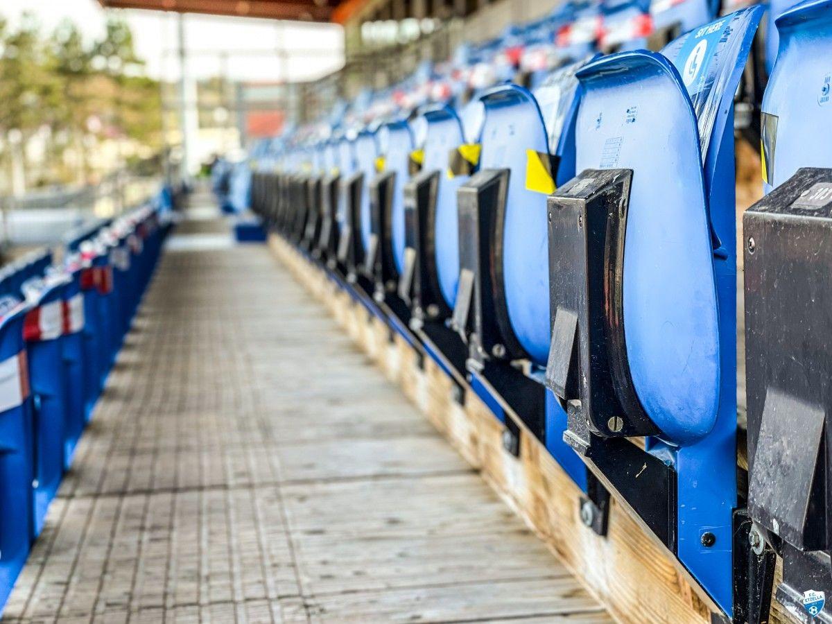 WICHTEG INFORMATIOUN FIR DE MATCH GÉINT DEN FC VICTORIA ROSPORT DEN 16. MEE 2021 AM DEICHSTADION ZU ETTELBRÉCK
