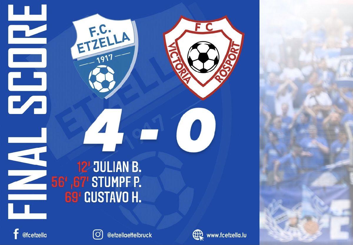 FC ETZELLA 4-0 VICTORIA ROSPORT