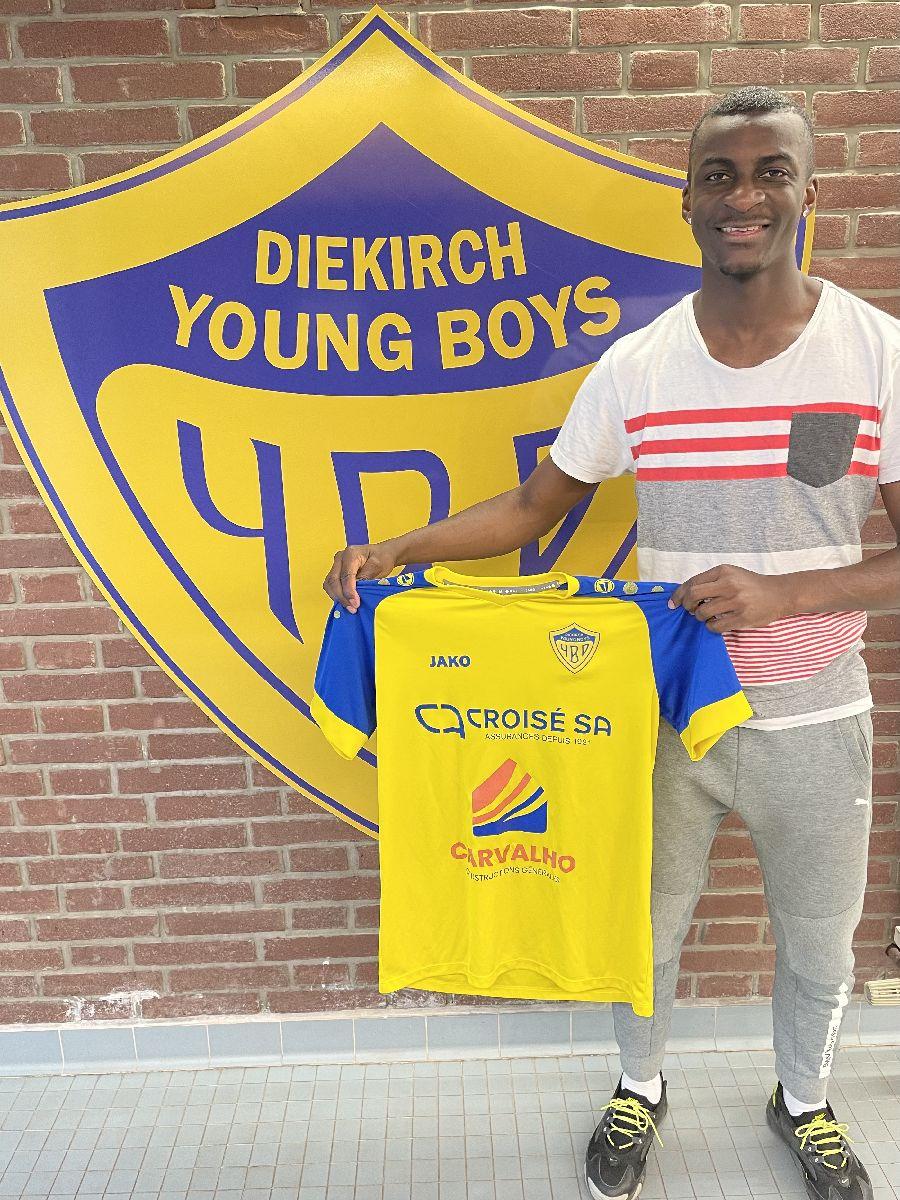 News beim FCM Young Boys Diekirch