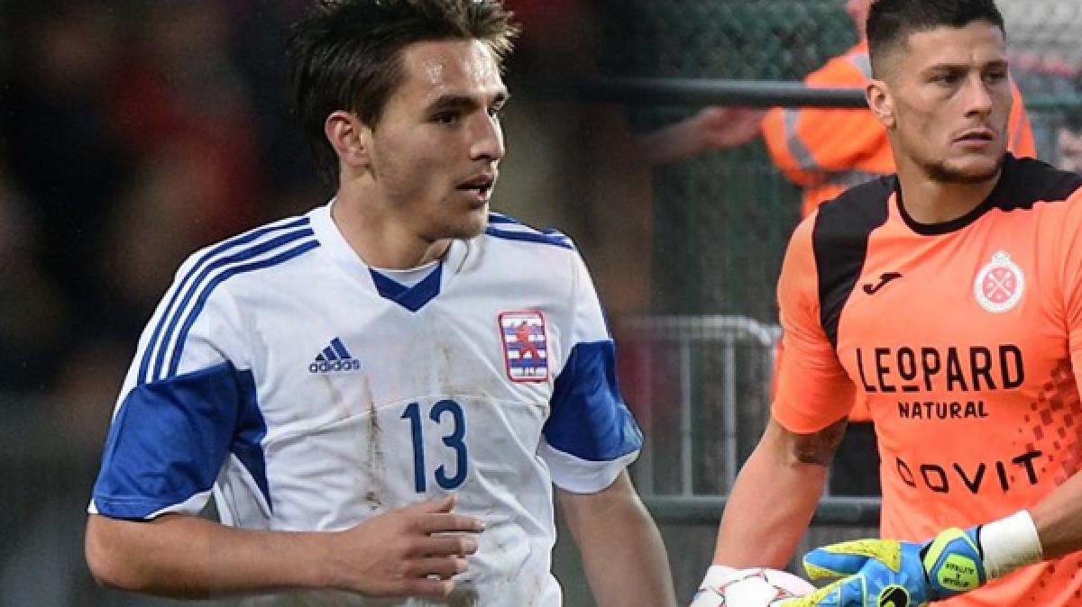 Transfer: Cédric Sacras &  Geordan Dupire