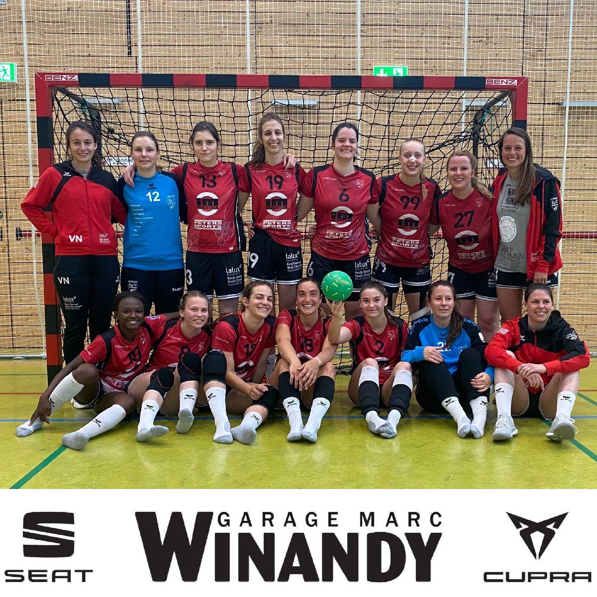 SPILLBALL-Sponsoring by Garage MARC WINANDY vu Beetebuerg