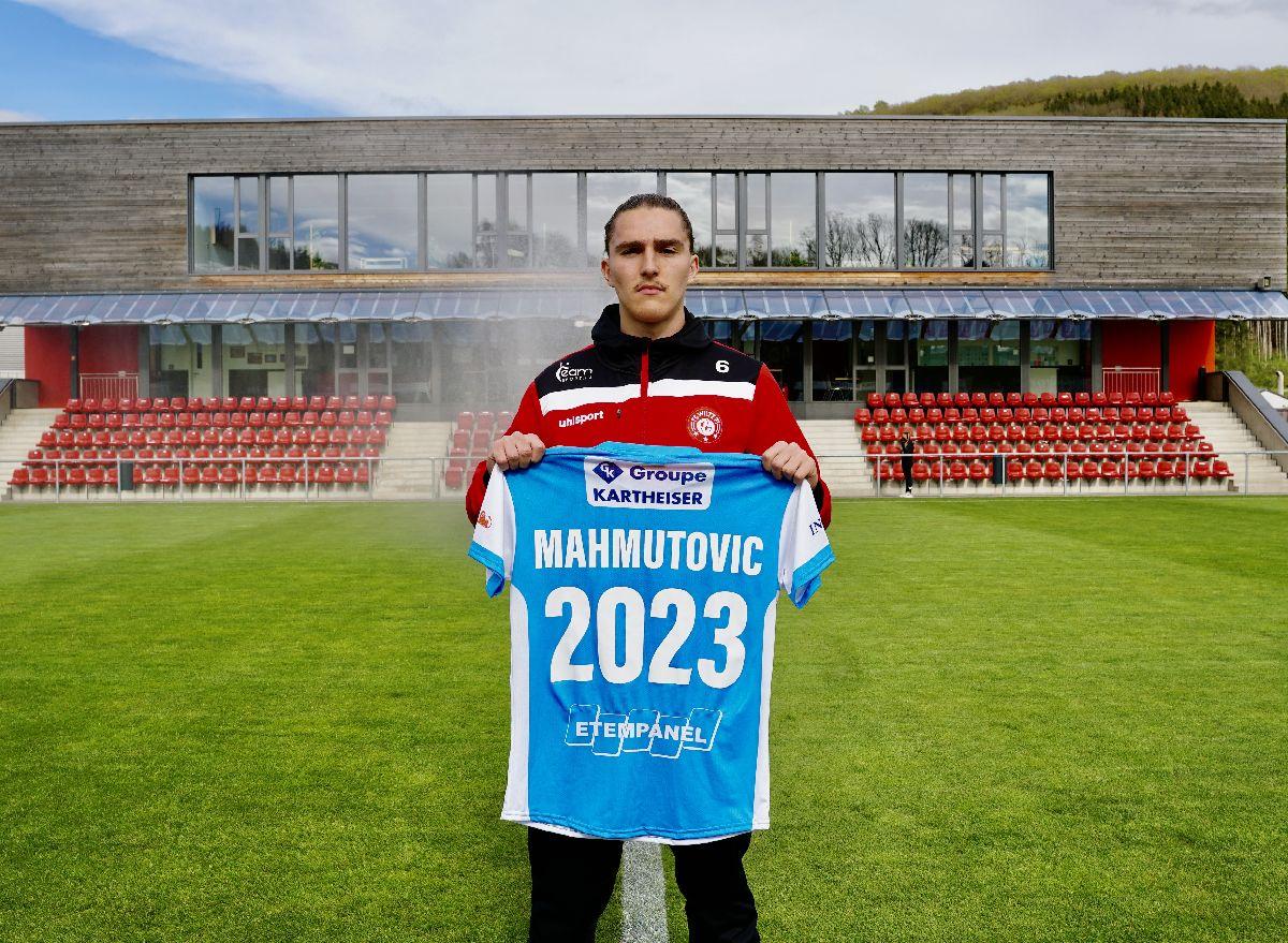 DINO MAHMUTOVIC: 2023