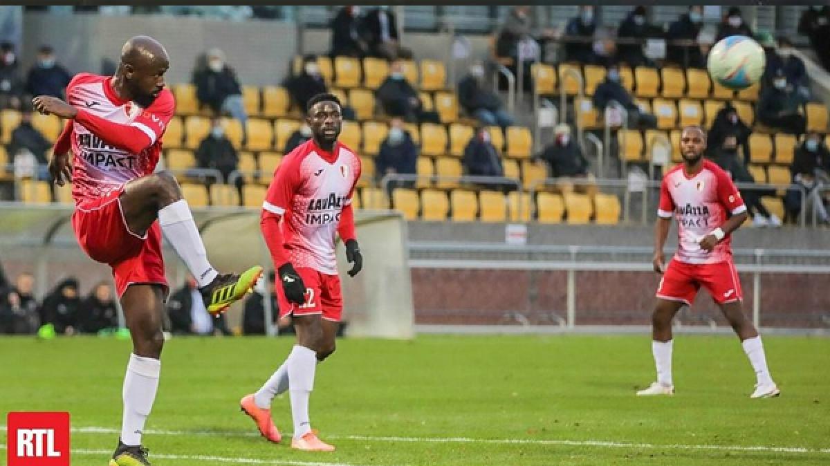 FC Swift Hesper 4:0 FC Rodange 91