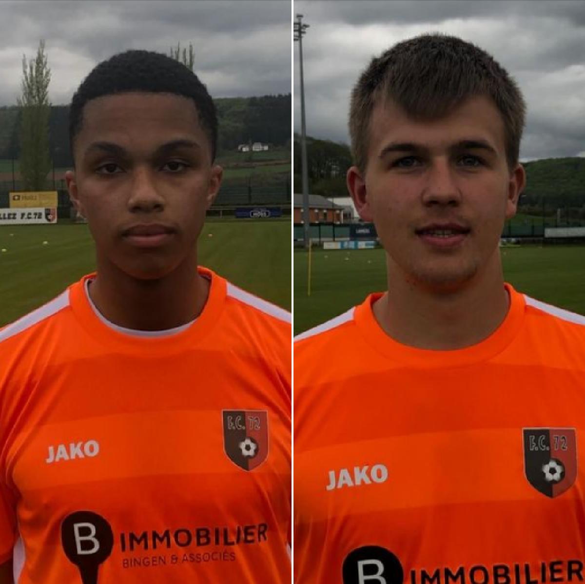 Transfert News: Andre Fortes Da Cruz vum FC Etzella an den Ben Schaul vum FC47 Bastendorf