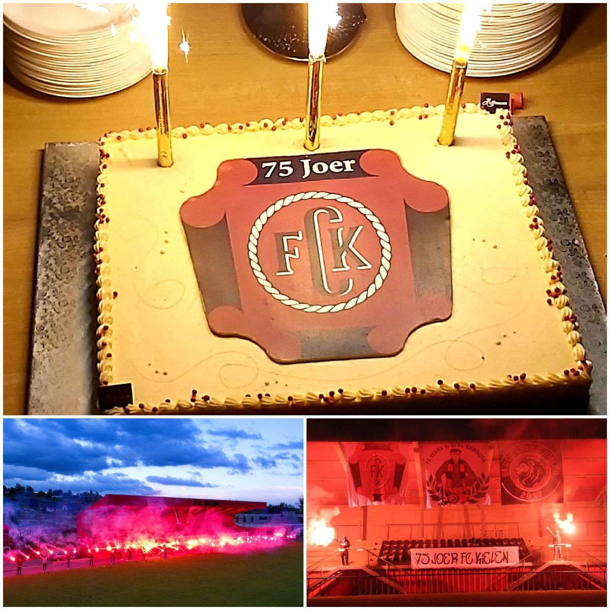Alles Guddes fir deng 75 Joer FC Kielen